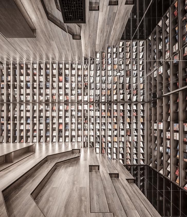 Фото №9 - Книжный магазин по проекту X+living в Нинбо