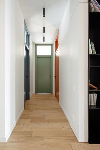Фото №14 - Квартира 260 м² для семьи с тремя детьми и собакой