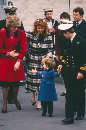 Фото №11 - История в фотографиях: какой мамой была принцесса Диана