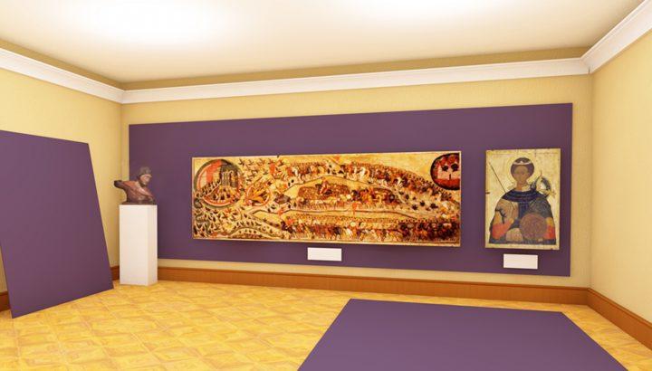 Фото №1 - Ученые определили микроорганизмы, разрушающие картины в Третьяковской галерее