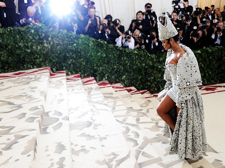 Фото №8 - Met Gala 2018: платья, которые уже вошли в историю