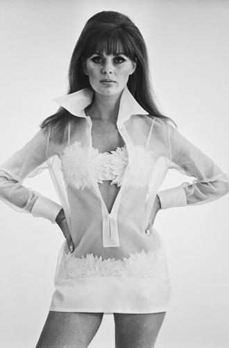 Фото №42 - Мода 60-х: иконы стиля, создавшие свою эпоху