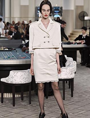 Фото №31 - Неделя Высокой моды в Париже: Chanel FW2015/16