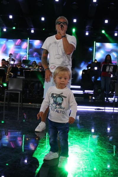 Сын Преснякова и Подольской впервые вышел на сцену