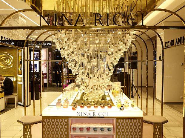 Фото №1 - Модный дом Nina Ricci отпраздновал юбилей
