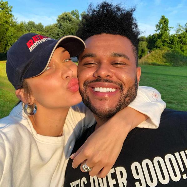 Фото №1 - «Опять на связи»: Белла Хадид простила The Weeknd, с которым встречалась четыре года