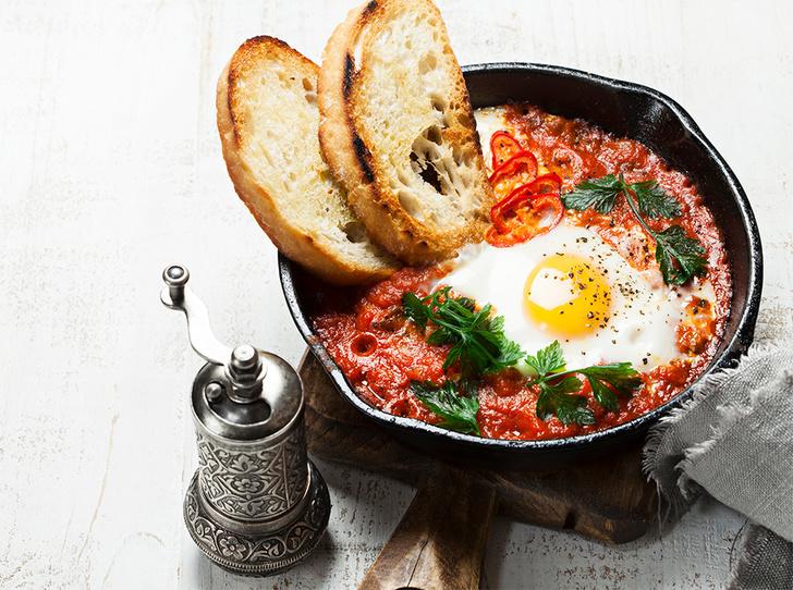 Фото №3 - Идеальный завтрак: шакшука