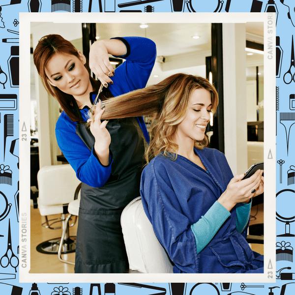 Фото №1 - 8 признаков, что тебе пора менять парикмахера