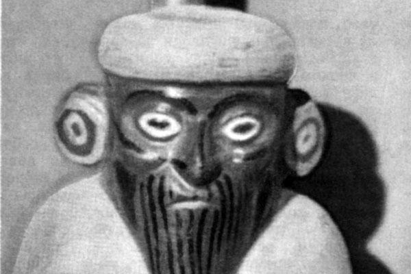 Фото №1 - Говорят бородатые боги