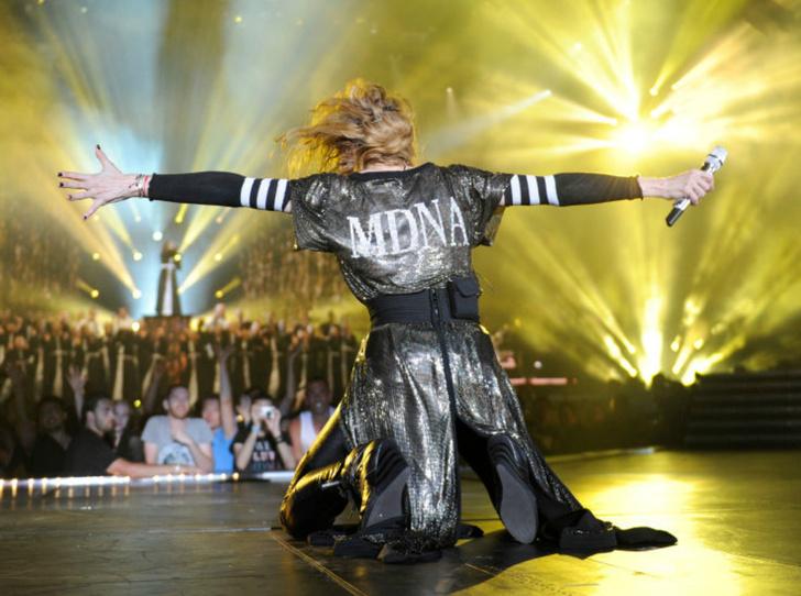 Фото №3 - Выступление Мадонны ударит по бюджету «Евровидения»