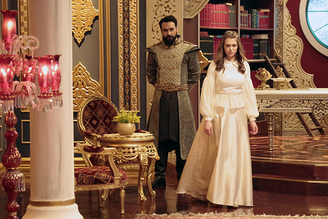 Фото №2 - «Султан моего сердца»: чего ждать во втором сезоне сериала