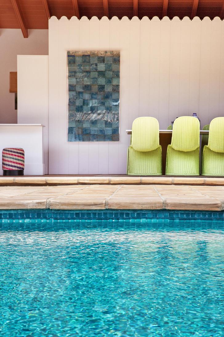 Фото №9 - Яркий летний дом дизайнера Луиса Гарсиа Фрайле в Марбелье