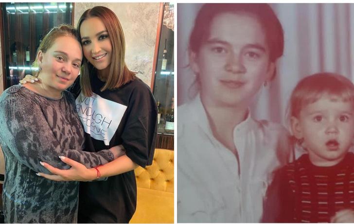 Фото №1 - Оля Бузова показала свои детские фотографии