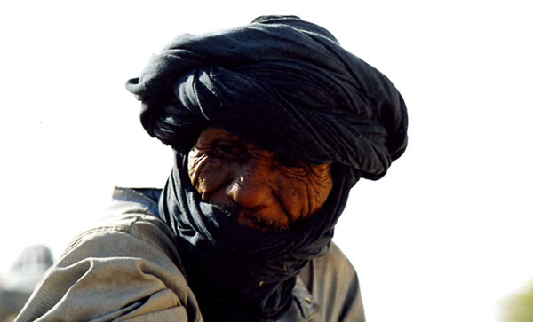 Фото №2 - Человеческое измерение пустыни