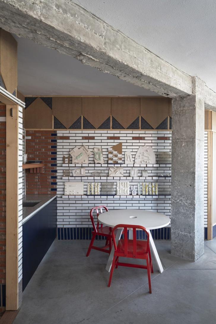 Фото №5 - Квартира в старой мастерской в Испании