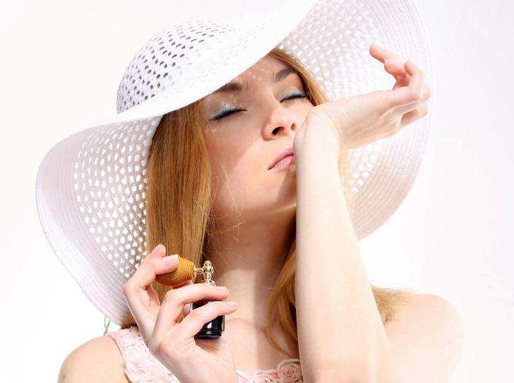 Фото №7 - Как носить парфюм летом