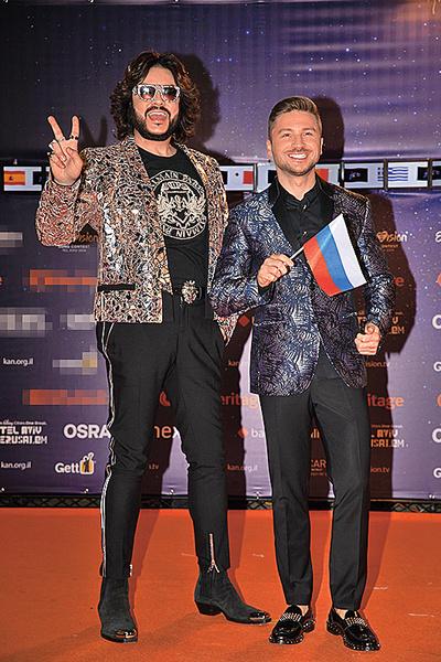 участники евровидения от россии