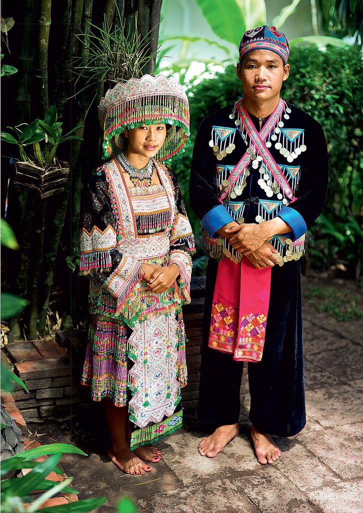 Фото №7 - Свадьбы народов мира: как выглядят молодожены Боливии, Японии, Лаоса и других стран