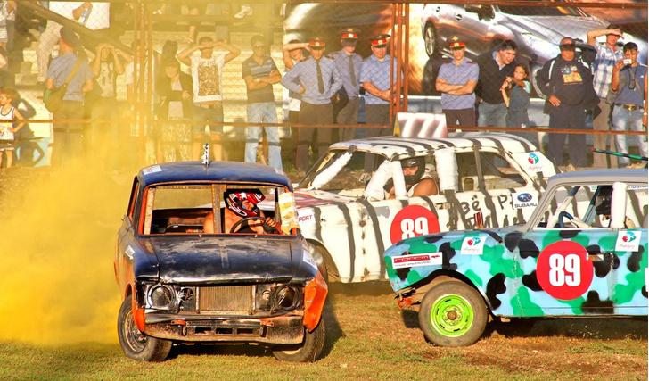 Фото №3 - Самые сумасшедшие гонки на выживание