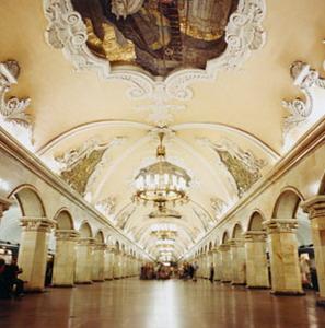 Фото №1 - Московское метро по-парижски