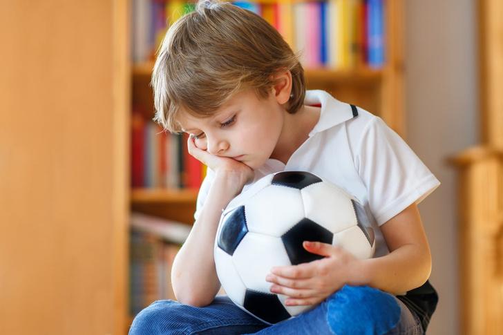 как реагировать на детские ошибки