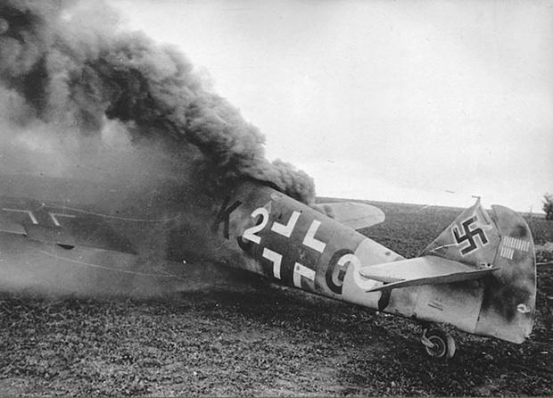 Фото №8 - Почему немецкие летчики сбивали так много самолетов