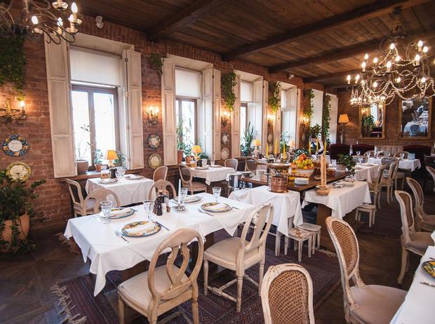 Фото №4 - 5 ресторанов Санкт-Петербурга, в которых работают лучшие шеф-повара