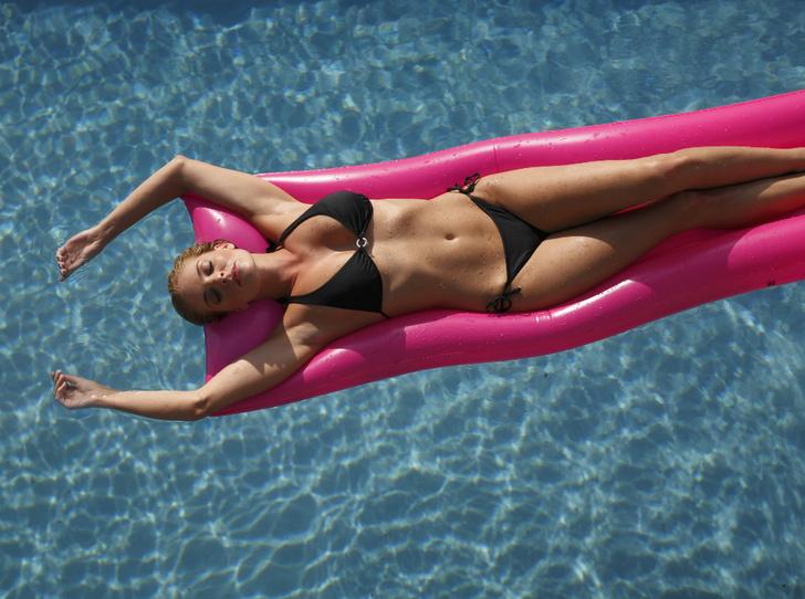 Фото №4 - Как поддерживать фигуру летом и оставаться в тонусе