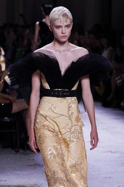 Givenchy, осень-зима 2019