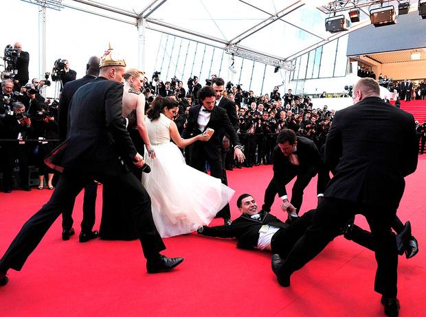 Фото №1 - Канны с перцем: самые громкие курьезы и скандалы в истории кинофестиваля