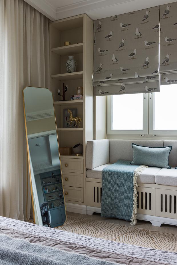 Фото №11 - Квартира 117 м² в центре Москвы: проект Нади Зотовой