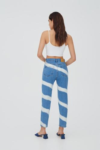 Фото №13 - Самые трендовые джинсы сезона весна-лето 2021: собрали 11 пар, которые украсят ваш гардероб