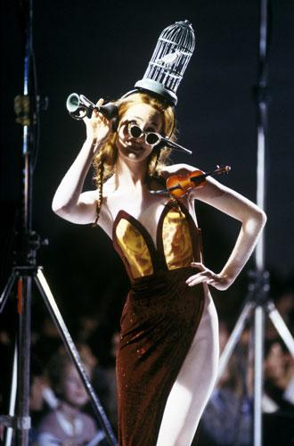 Фото №6 - Жан-Поль Готье: о Мадонне, гомосексуальности и экспериментах в моде