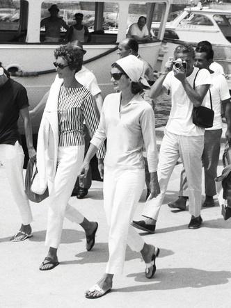 Фото №19 - Азбука стиля Жаклин Кеннеди: 10 вещей, которые она сделала культовыми