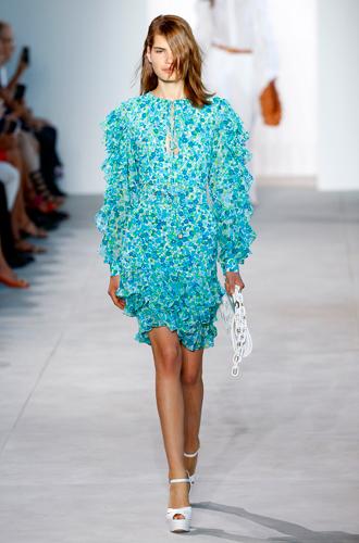 Фото №6 - 13 трендов весны (и лета) с показов Недели моды в Нью-Йорке