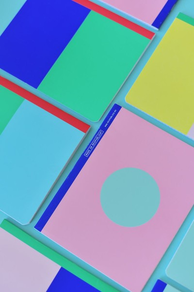 тетради с яркими обложками, Made in Respublica