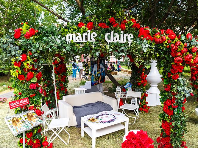 Фото №1 - Видео: как прошел фестиваль цветов Moscow Flower Show