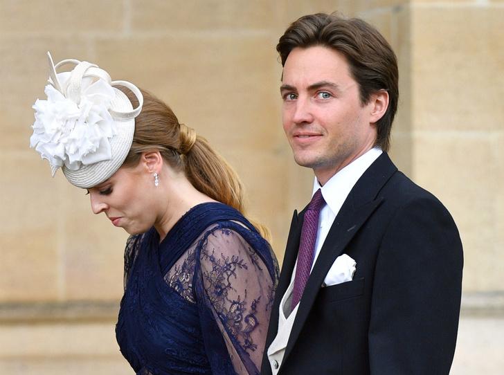 Фото №2 - «Несчастливая невеста»: кто «проклял» свадьбу принцессы Беатрис