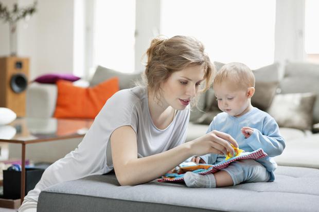 Фото №1 - Как расширять словарный запас малыша, и зачем нужно это делать