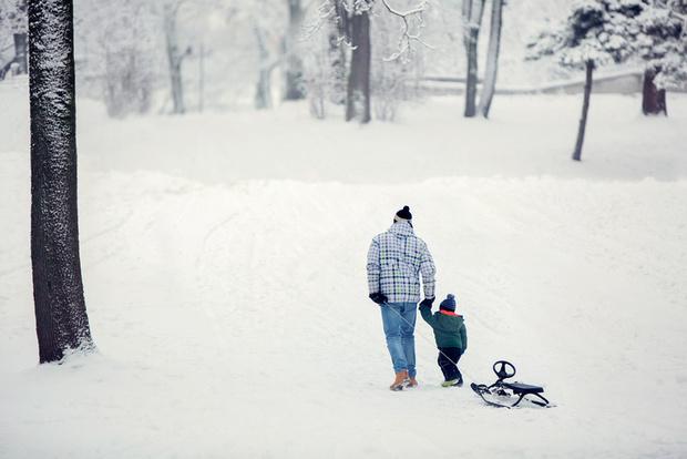 Фото №1 - Простуда и прогулки