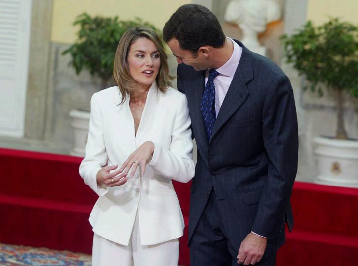 Фото №1 - Сокровище Мадрида: сколько стоит помолвочное кольцо королевы Летиции