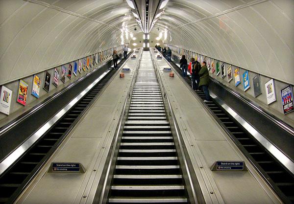 Фото №6 - Шесть зон под Лондоном