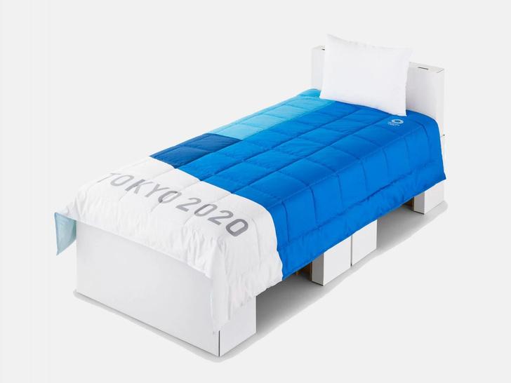 Фото №6 - Олимпиада в Токио: картонные кровати для олимпийцев
