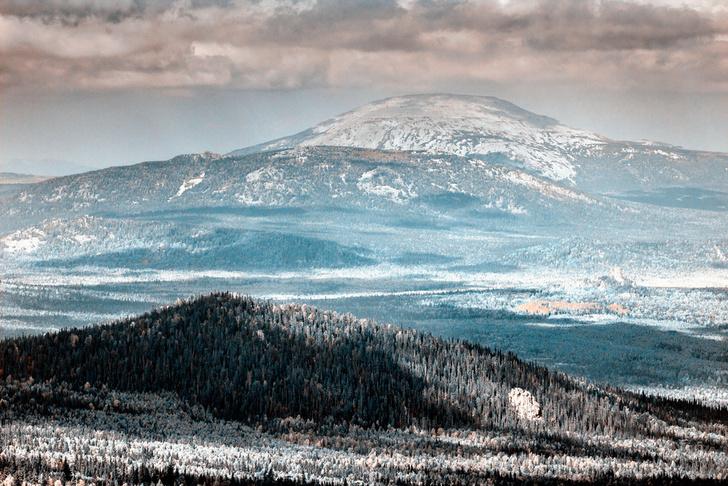 Фото №1 - Уральская гора Ямантау, которой еще с 1990-х опасаются американцы