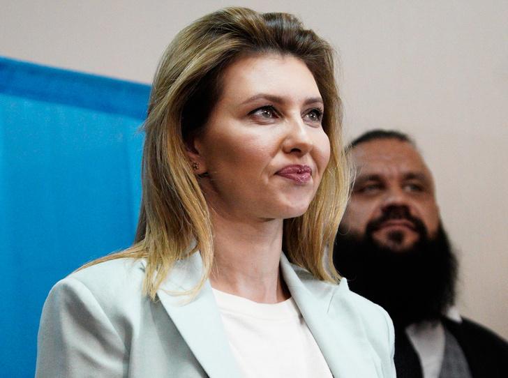 Фото №1 - 5 фактов о новой первой леди Украины Елене Зеленской