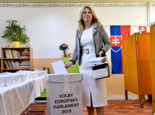 Фото №3 - От «адвоката для бедных» до президента Словакии: история Зузаны Чапутовой