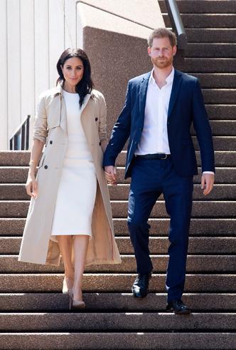 Фото №19 - Лучшие образы Меган Маркл за первый год в королевской семье