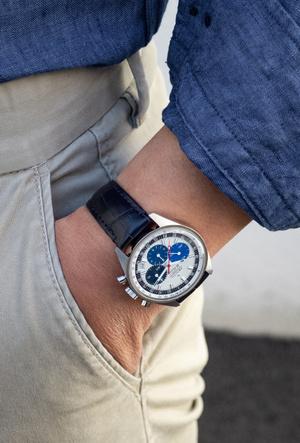 Фото №3 - Бренд Zenith представил часы Chronomaster Revival Manufacture Edition