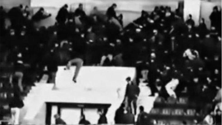 Фото №3 - Легендарная давка в Сокольниках: как советские люди умирали за жвачку