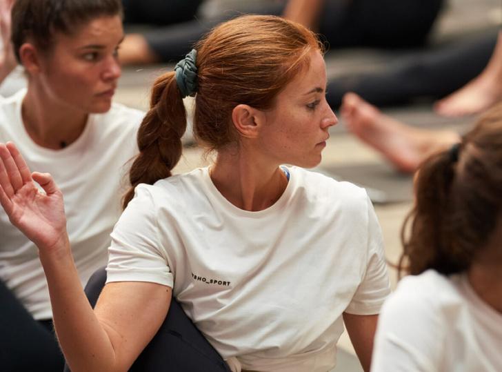 Фото №2 - Oysho Sport организует тренировки вкрупнейших европейских столицах